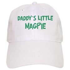 Daddys little Magpie Baseball Cap