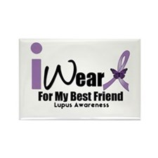 Lupus Awareness Rectangle Magnet (10 pack)