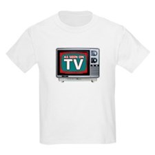 As Seen on TV kids tee