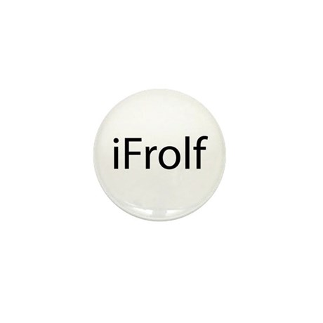 iFrolf Mini Button