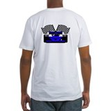 ROYAL BLUE RACE CAR Shirt