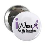 Lupus Awareness 2.25&quot; Button