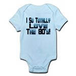 Love The 80's Infant Bodysuit