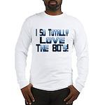 Love The 80's Long Sleeve T-Shirt