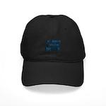Love The 80's Black Cap