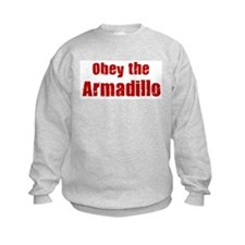 Obey the Armadillo Sweatshirt