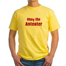 Obey the Anteater T