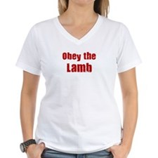 Obey the Lamb Shirt