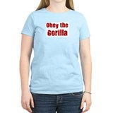 Obey the Gorilla T-Shirt