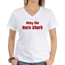 Obey the Horn Shark Shirt
