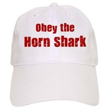 Obey the Horn Shark Baseball Cap
