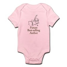 Future Author Infant Bodysuit
