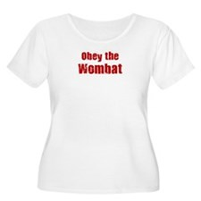 Obey the Wombat T-Shirt