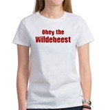 Obey the Wildebeest Tee