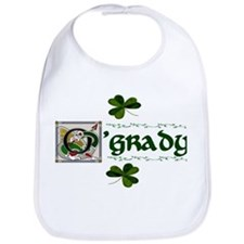 O'Grady Celtic Dragon Bib