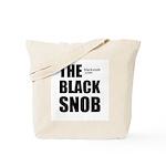 The Black Snob tote