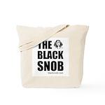 """The Black Snob """"Logo Girl"""" Tote Bag"""