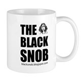"The Black Snob ""Logo Girl"" Mug"