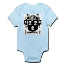 Kennedy Coat of Arms Infant Creeper