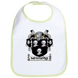 Kennedy Coat of Arms Bib