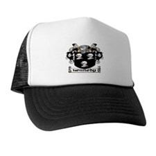 Kennedy Coat of Arms Trucker Hat