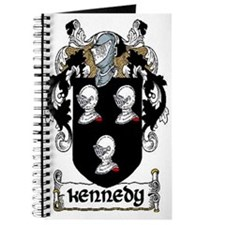 Kennedy Coat of Arms Journal