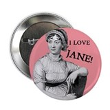 I Love Jane Button