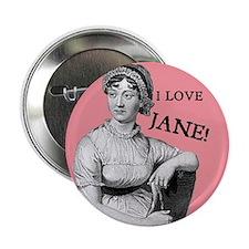 I Love Jane Button