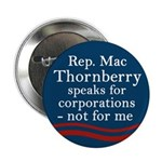Mac Thornberry political button