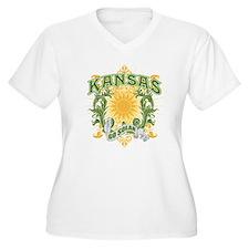 Go Solar Kansas T-Shirt