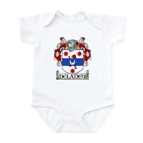 Delaney Coat of Arms Infant Bodysuit