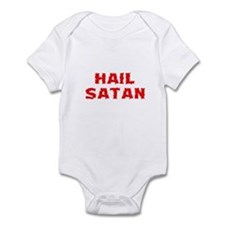 Hail Satan Infant Bodysuit