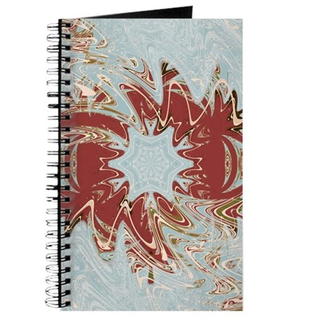 Chic Country Swirl Journal