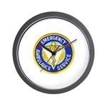 Emergency Ambulance Wall Clock