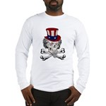 Uncle Crossbones Long Sleeve T-Shirt