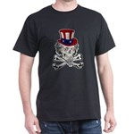 Uncle Crossbones Dark T-Shirt