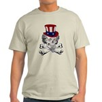 Uncle Crossbones Light T-Shirt