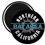 Bay Area California Magnet