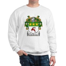 McDevitt Coat of Arms Sweatshirt