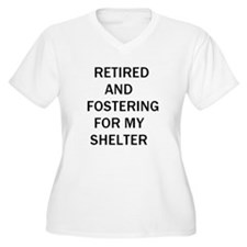 Retired and..T-Shirt