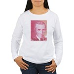 Tesla-2 Women's Long Sleeve T-Shirt