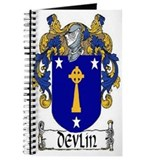 Devlin Coat of Arms Journal