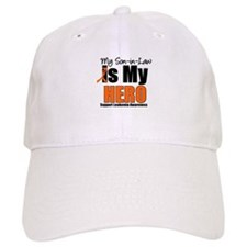 Leukemia Hero (Son-in-Law) Baseball Cap