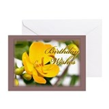 Birthday Wishes Greeting Cards (Pk of 10)