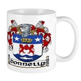 Donnelly Coat of Arms Small Mug