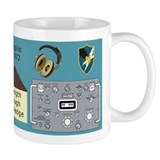 USASA Field Station Herzo Base Mug