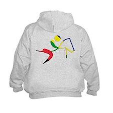 Equestrian Horse Olympic Hoodie