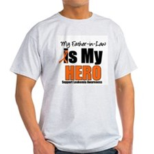 Leukemia Hero (FIL) T-Shirt