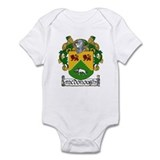McDonough Coat of Arms Infant Creeper