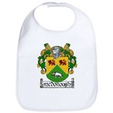McDonough Coat of Arms Bib